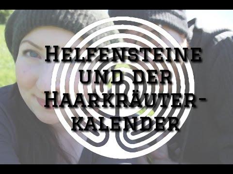 Astrale Vegan-Magie auf den Helfensteinen (+Haarkräuterkalender)