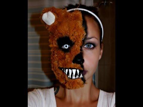 Halloween Series 2012: The Deady Bear Tutorial