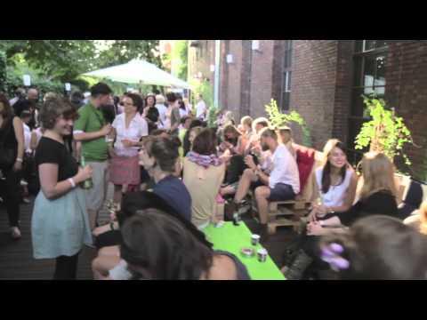 GreenLounge Berlin 3. Juli 2013
