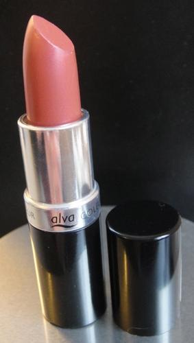 Alva Lipstick Dark Red