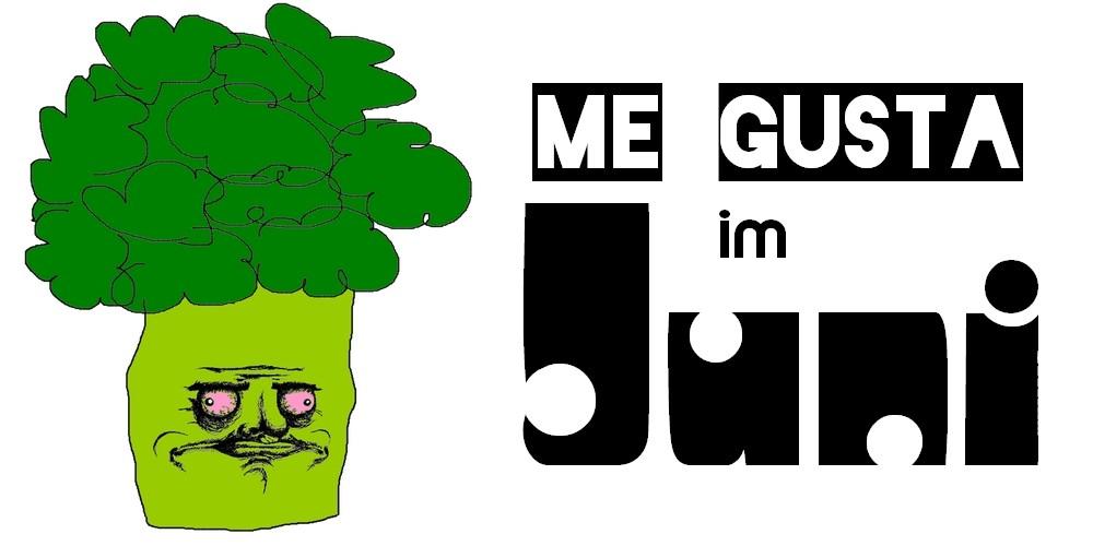 me gusta broccoli juni