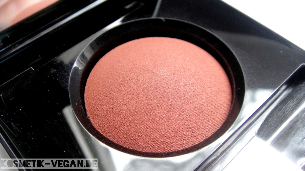 Alva Baked Rouge shiny brown vegan