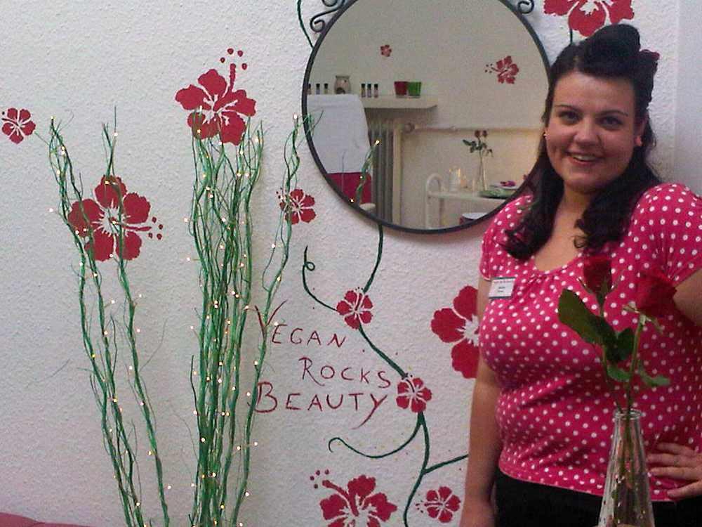 vegan rocks beauty essen interview