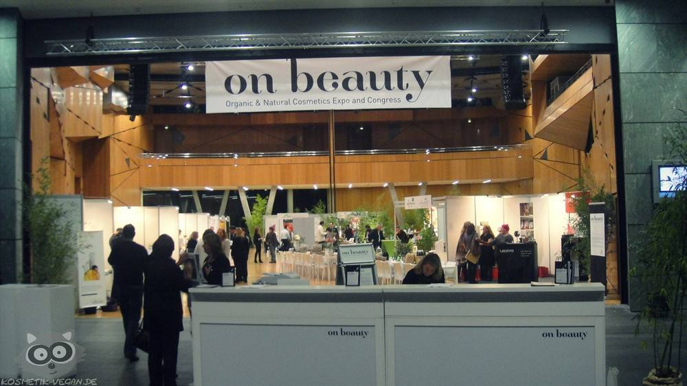 on beauty messe darmstadt 2012