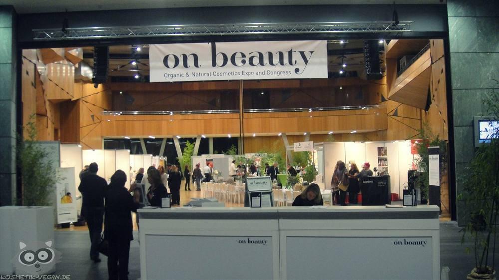 on beauty messe darmstadt 2012