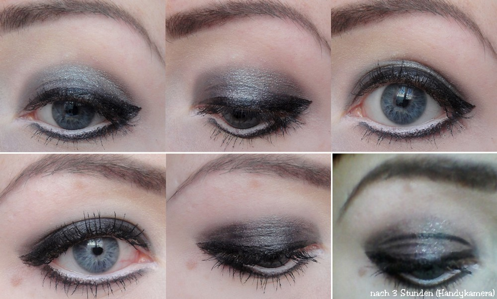 Alterra LE Black is Beautiful vegan Swatch AMU make up geschminkt