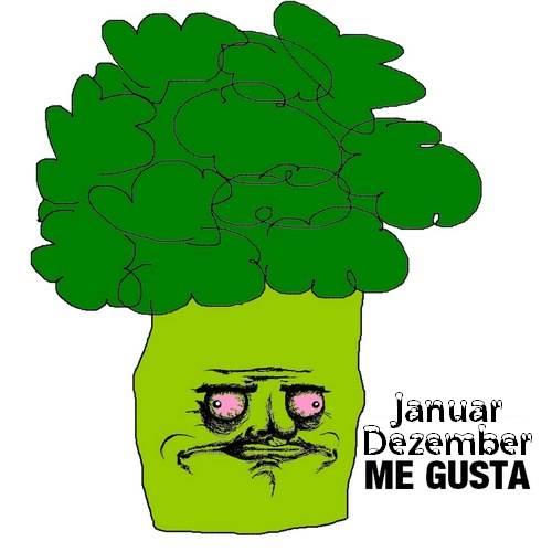 thumb me gusta broccoli  im dezember januar