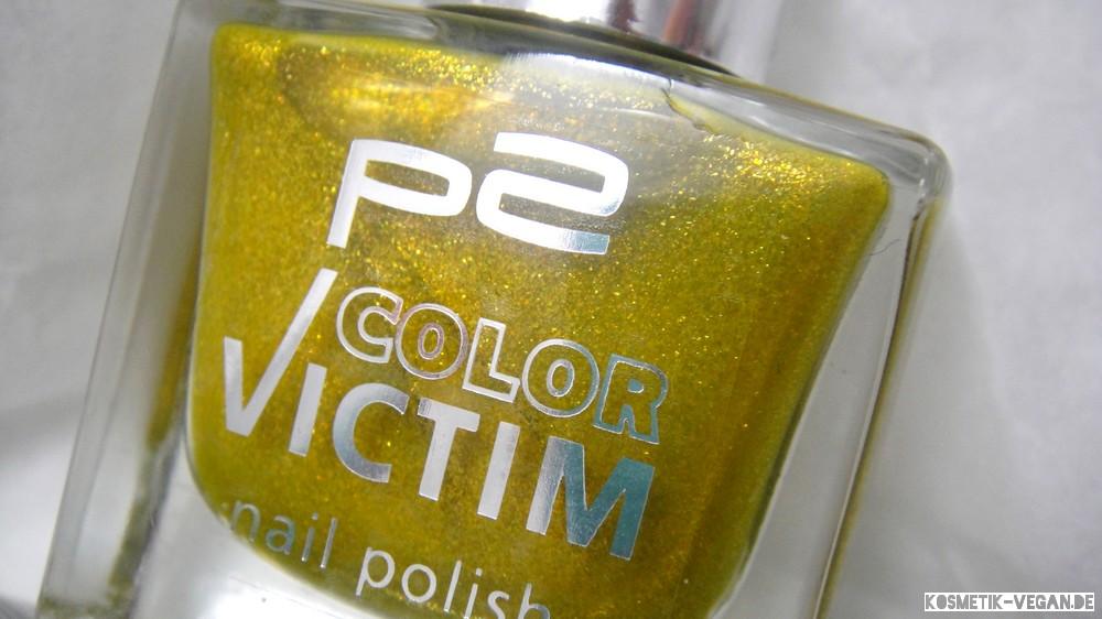 beauty-loot 1 vegan p2 nagellack Color Victim Bottle Bloggers Choice