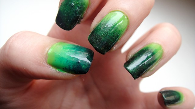 ombre nails vegan 1 p2