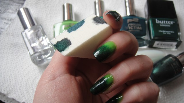 ombre nails vegan 2 p2