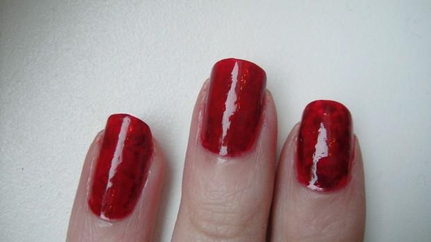 Saran Wrap Nails vegan tierversuchsfrei 2