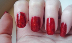 Saran Wrap Nails vegan tierversuchsfrei 3