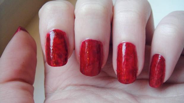 Saran Wrap Nails vegan tierversuchsfrei 3