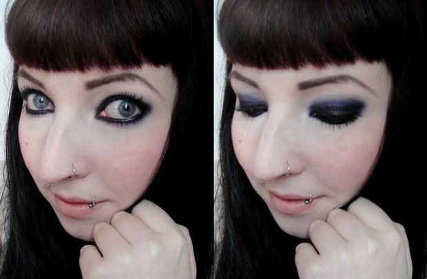 augen make up dark purple vegan beauty blog. Black Bedroom Furniture Sets. Home Design Ideas