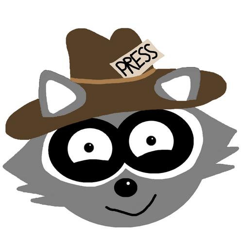 raccoon reporter klein