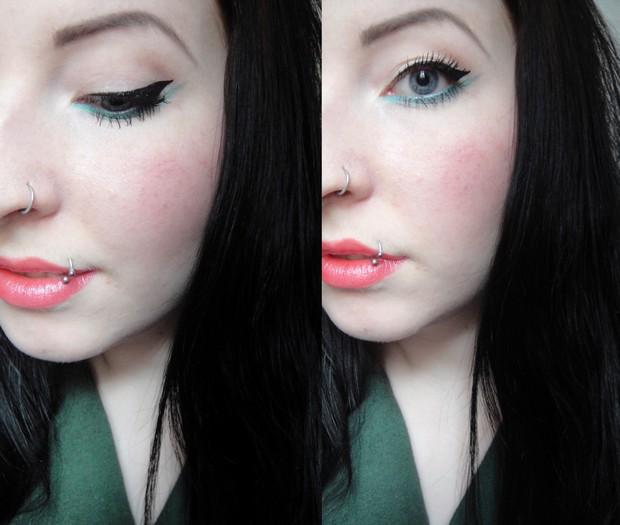 augen make up eye blau grün türkis vegan (3)
