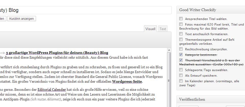 5 wordpress plugins für deinen beauty blog 1