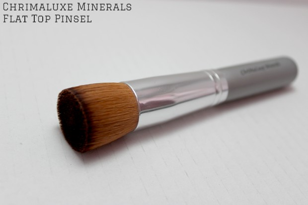 gimme 5 vegan Kosmetik Pinsel für Einsteiger Anfänger magi mania chrimaluxe minerals flat top