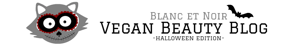 Blanc et Noir - Vegan Beauty Blog