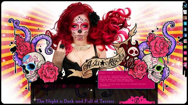 fashion blogs vegan plus size bizarre gothic alternative curvy body revolution body positive - asurocks asurelle