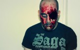 Halloween make up zombie eye blut blood gore vegan spx tutorial horror (2)