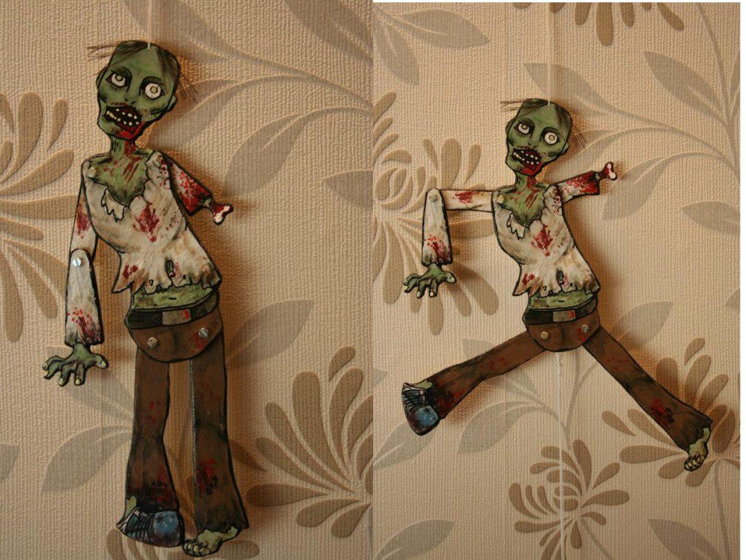 Zombiehampelmann