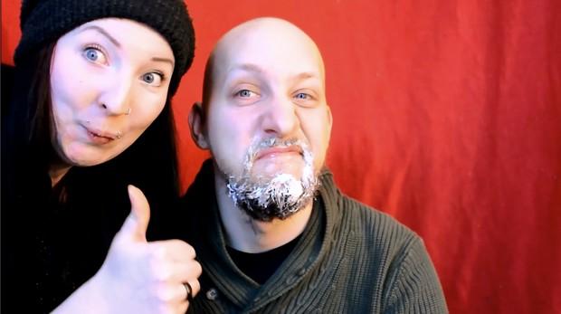 rasiercreme weihnachten 2013 diy handmade shaving cream rezept anleitung kosmetik vegan henrik erbse