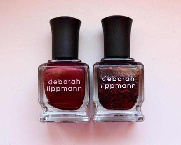 Deborah Lippmann Christmas Weihnachten vegan red rot ruby red slippers since i fell for you