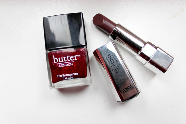 butter london p2 chancer vegan giveaway adventskalender blogging around the christmas tree 2013