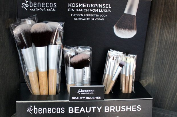 vivaness biofach 2014 vegan brush pinsel benecos
