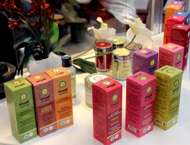 vivaness biofach 2014 vegan tierversuchsfrei khadi