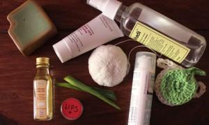 Gesichtspflege vegan Layering Japan Produkte