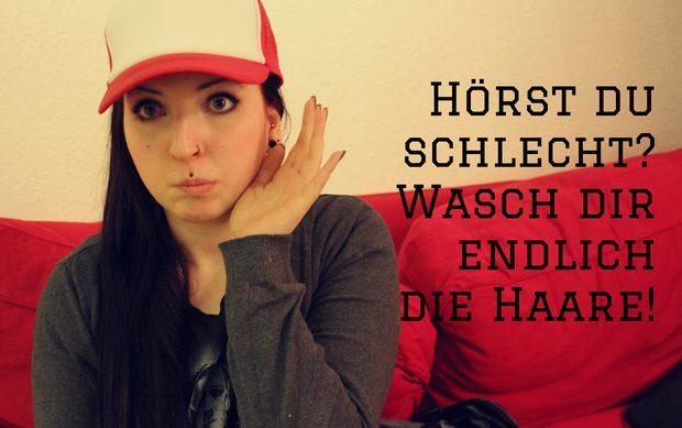no wash sebum only vegan haarwäsche alternative haarpflege nach einer Woche