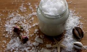 dr goerg kokosöl diy handmade kosmetik vegan peeling salt meersalz rezept