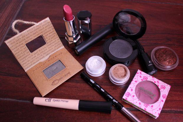 a second study in pink magi mania kosmetik vegan erbse amu make up Paphiopedilum (4)