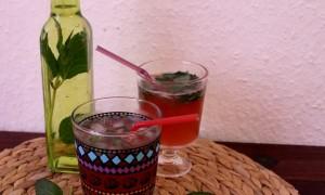 diy vegan kosmetik handmade rezept cocktail kombucha mint minze face skin toner gesichtswasser brendan brazier mojito 1