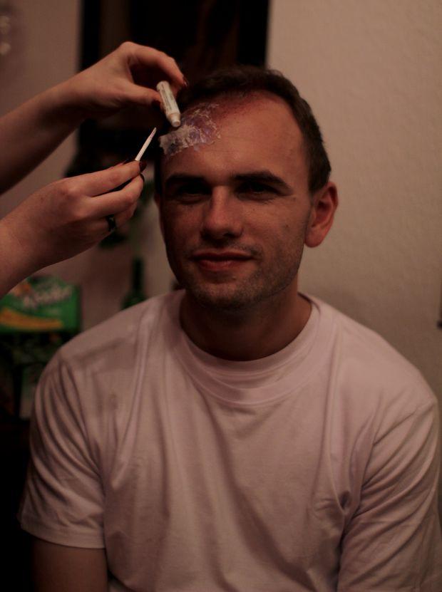 halloween vegan kosmetik zombie bengt bengtrock erbse pseudoerbse