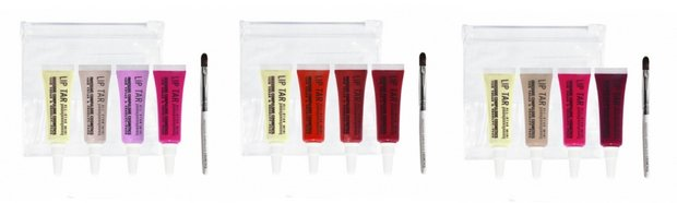occ vegan lip tar mini sets