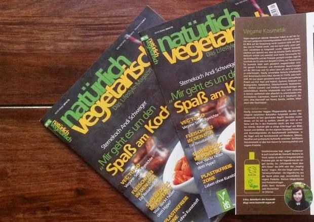 natürlich vegetarisch vebu erbse vegane kosmetik 04 2014