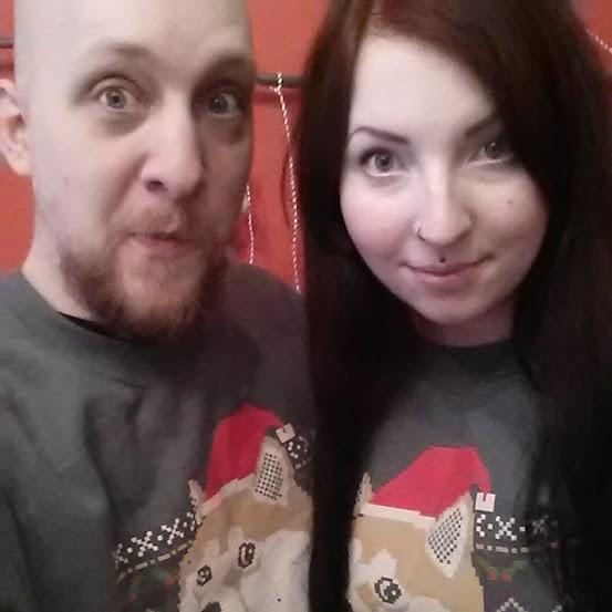 such christmas doge erbse Henrik Weihnachten vegan
