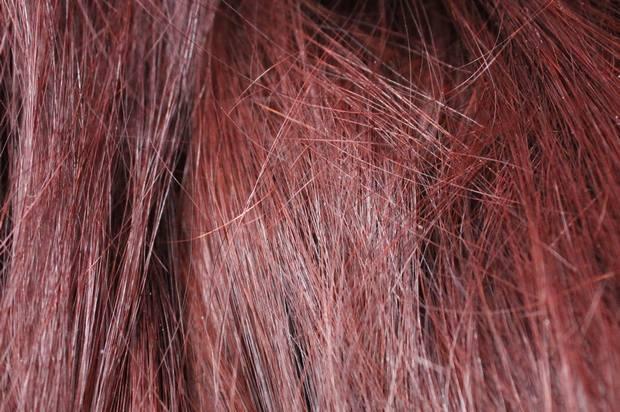 la riche directions dark tulip auf henna rot kosmetik vegan vorher mit henna