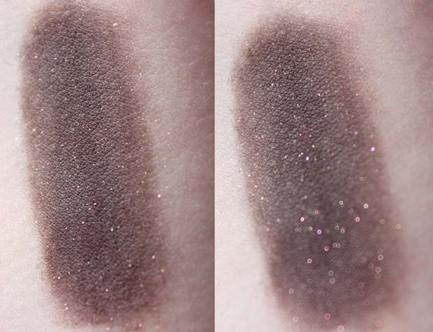 shiro cosmetics vegan kosmetik schminke braun Lidschatten Nicolas Cage Nic Cage Raking Leaves on a Brisk October Afternoon Swatch