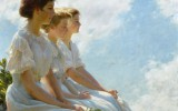 Brooklyn_Museum_-_On_the_Heights_-_Charles_Courtney_Curran_-_overall vegan sonnenschutz sonnencreme kosmetik liste tierversuchsfrei