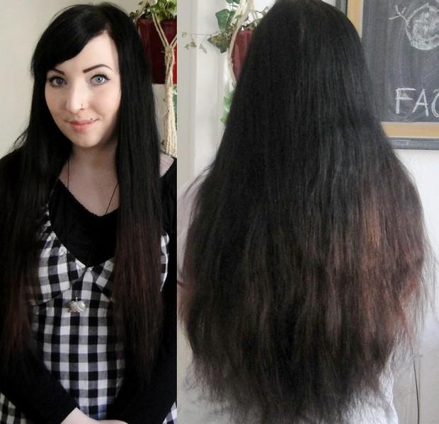 Haare schon nach 2 tagen fettig