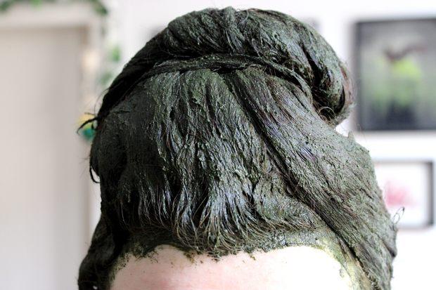 Radico Violett indigo henna anwendung tipp tricks vegan kosmetik pflanzen haare farbe lila schwarz (4)