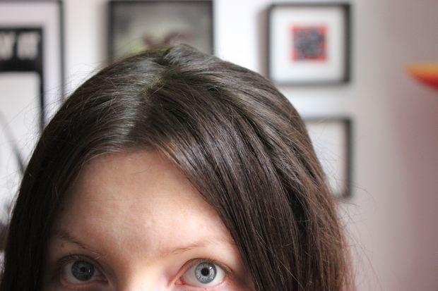 Radico Violett indigo henna anwendung tipp tricks vegan kosmetik pflanzen haare farbe lila schwarz ergebnis direkt danach (4)