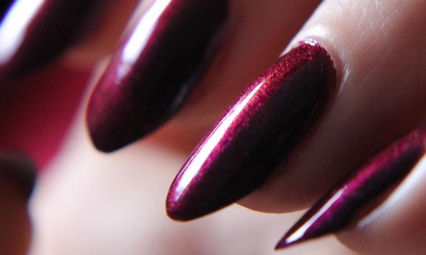 Nail polish nagellack vegan picture polish poison swatch 2