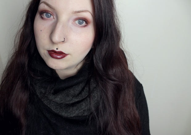 Herbst mit Erbse kosmetik vegan trend it up shiro cosmetics cercei game of thrones angel minerals lipgloss 7