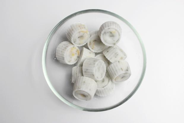 diy selbstgemacht rezept haarpralinen vegan kosmetik haare pflege kokosmilch kräuter Aloe Vera 2