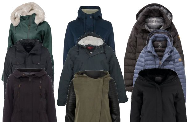 Vegan Winterjacken jacke mantel parka Jack Jones Derbe Save the Duck vero moda only hoodlamb